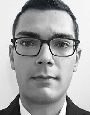 Simon Thierry - Chargé de Recherche et Développement